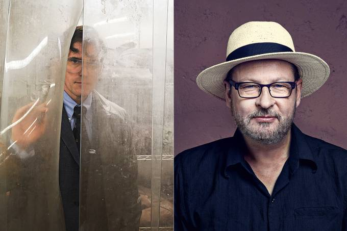 Matt Dillon e Lars Von Trier