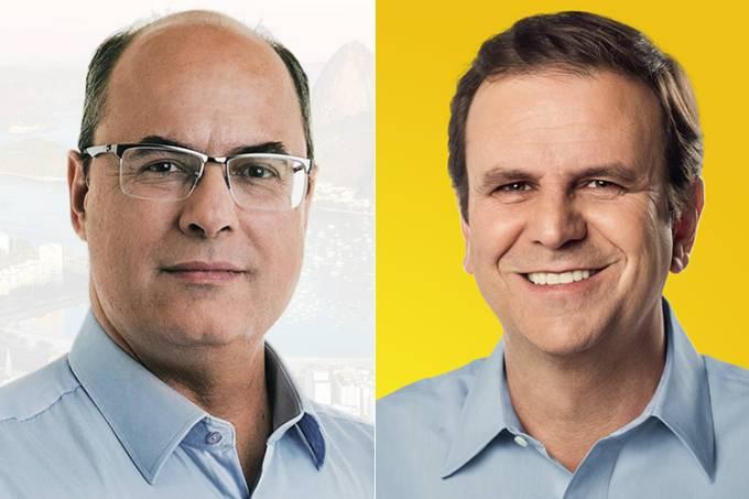 Segundo Turno – Rio de Janeiro – Wilson Witzel e Eduardo Paes