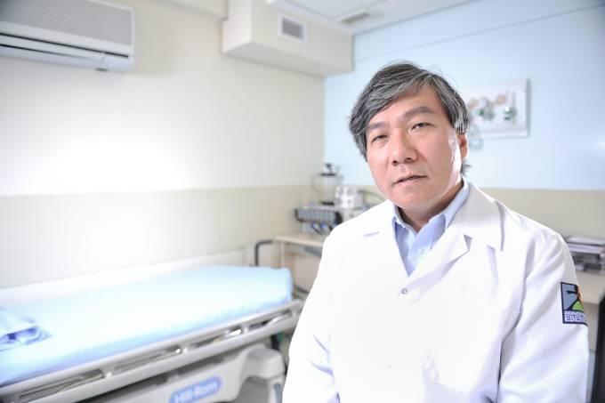 Roberto Kikawa, o vencedor do Prêmio Empreendedor Social 2010