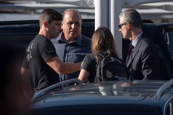 Governador Pezão é preso no Rio
