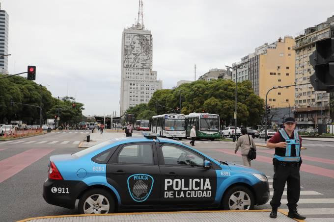 Segurança reforçada para cúpula do G20 na Argentina
