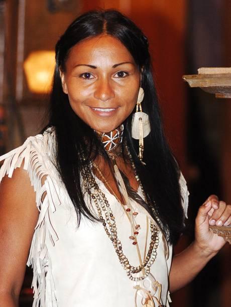 Pena Levinha (Sílvia Nobre), durante a novela ´Bang Bang´. da TV Globo - 2006