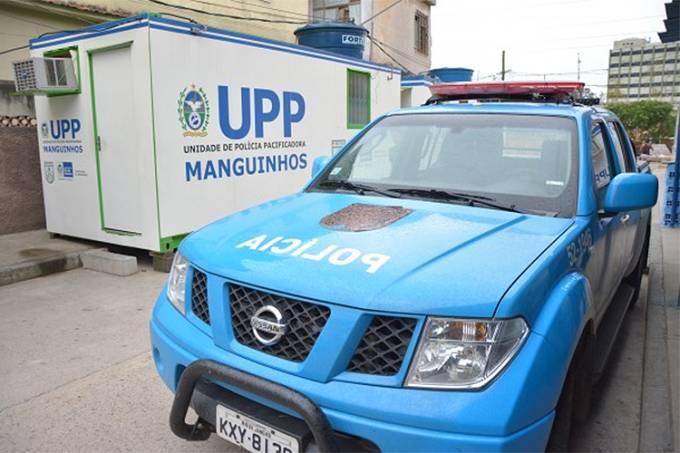 Unidade de Polícia Pacificadora de Manguinhos