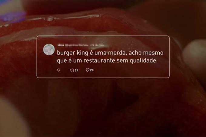 Burger King realiza propaganda sobre preconceito