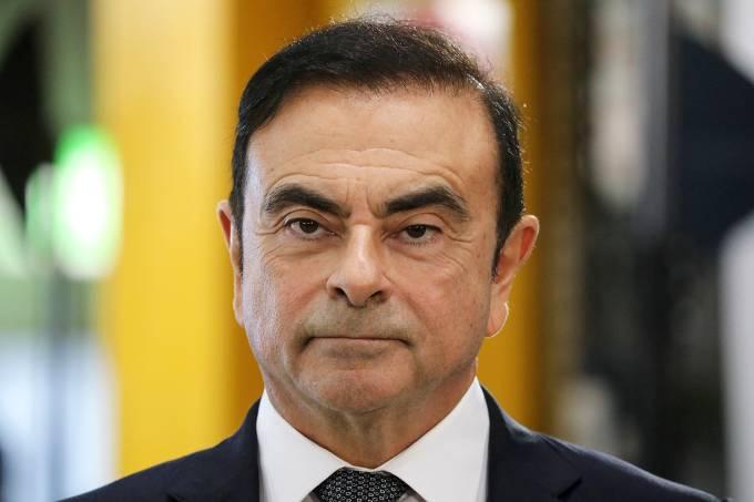 Carlos Ghosn, presidente e CEO da Renault-Nissan-Mitsubishi