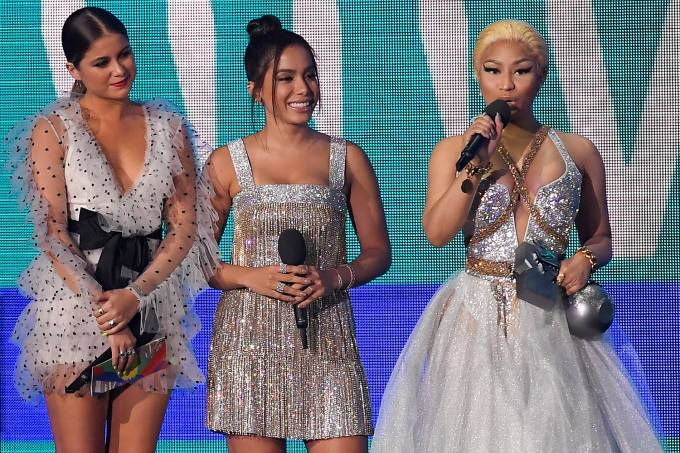 Anitta e Nicki Minaj