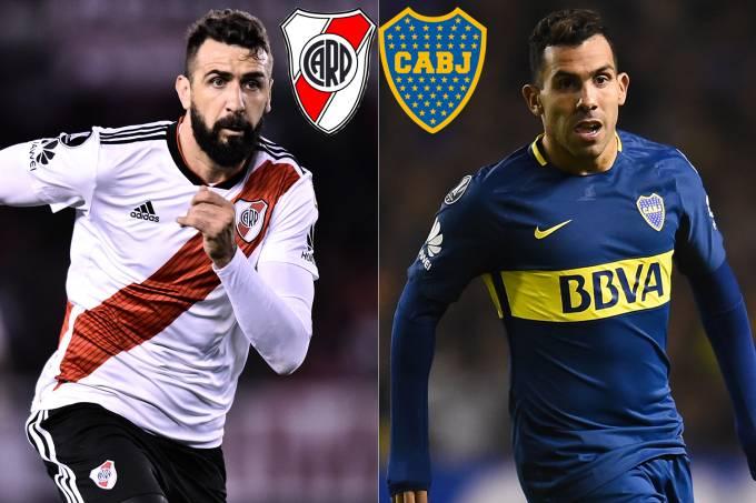 Copa Libertadores da América – River Plate x Boca Juniors