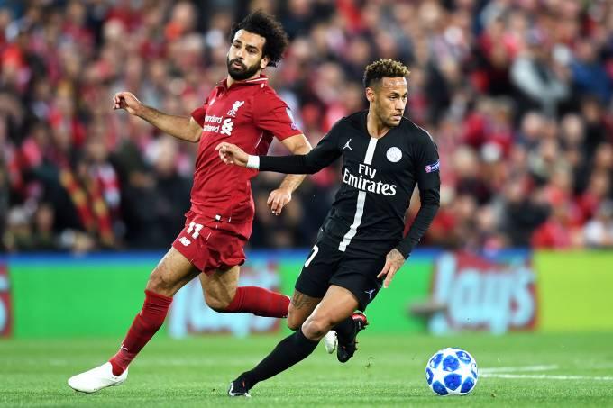 Liga dos Campeões da Europa – Liverpool x PSG