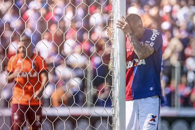Paraná Clube é o primeiro rebaixado de 2018
