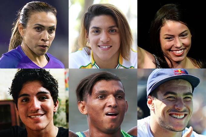 Prêmio Brasil Olímpico – Indicados