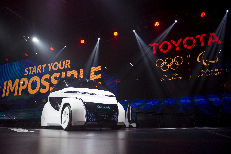 Toyota, patrocinadora das Olimpíadas, cancela ações relacionadas aos Jogos