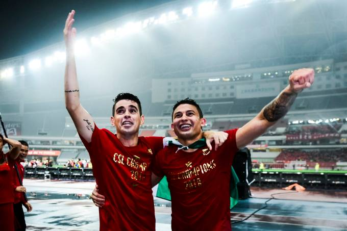 Shanghai SIPG conquista a Superliga Chinesa