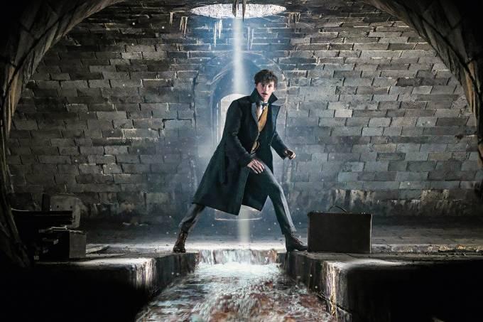 """Animais Fantásticos – Os Crimes de Grindelwald"""