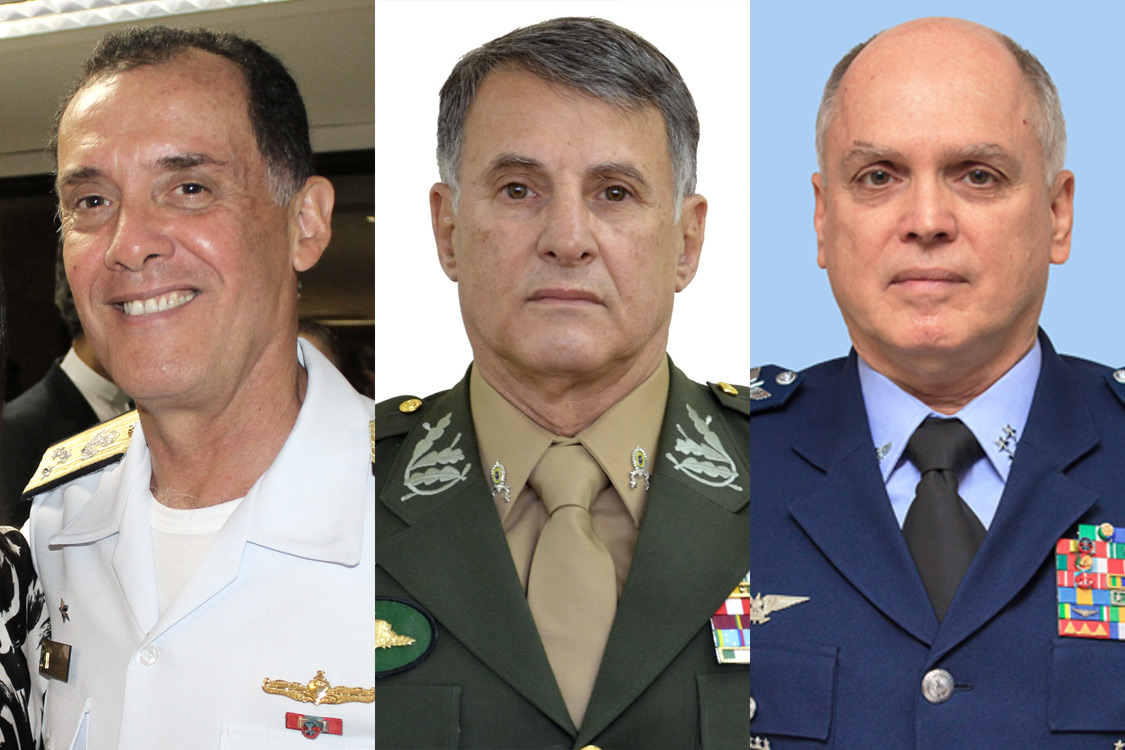 Futuro ministro da Defesa anuncia novos comandantes das Forças ...