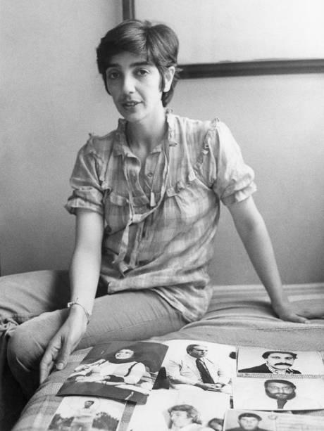 Lilián Celiberti, exilada uruguaia seqüestrada em novembro de 1978 junto com Universindo Díaz, em Porto Alegre - 01/11/1983