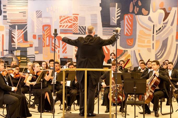 Concerto da Orquestra Filarmônica de Goiás