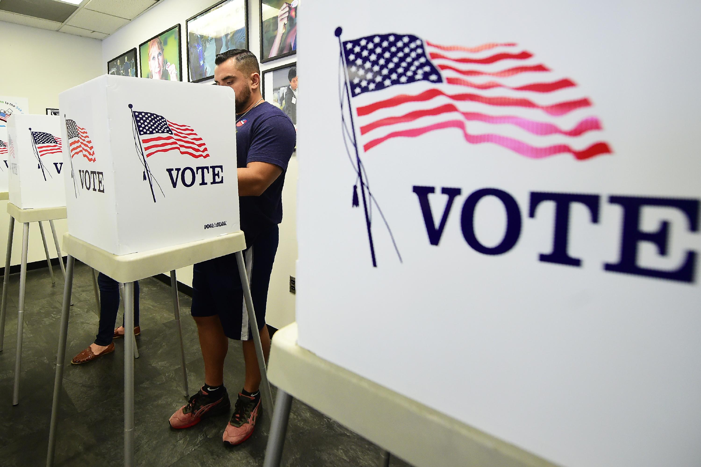 Eleições nos EUA: quase 60 milhões de americanos já votaram
