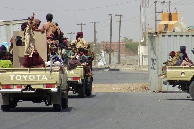 Conflito Iemen