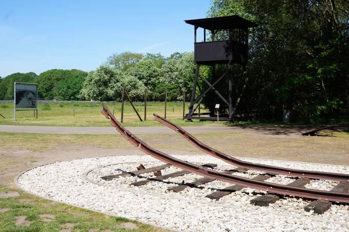 Campo de concentração de Westerbork