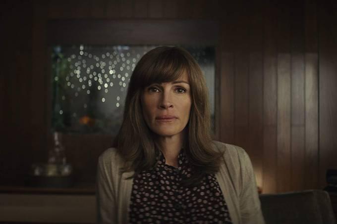 Julia Roberts em 'Homecoming', série da Amazon Prime