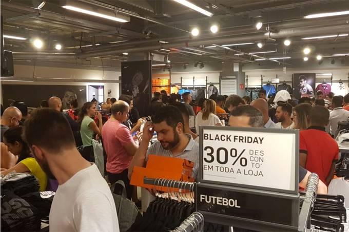 Black Friday na Nike