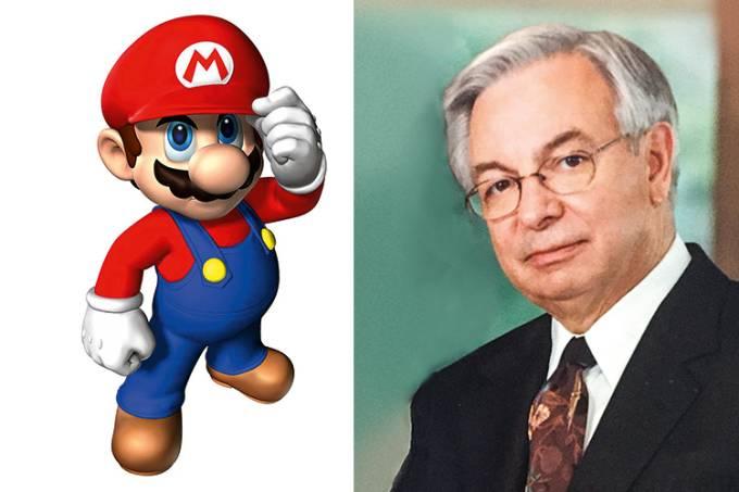 Datas – Super Mario Bros e Mario Seagle