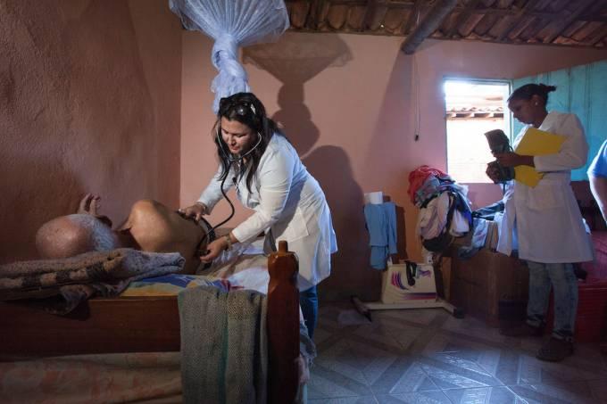 Mais Médicos – Yunia Rodriguez Dias