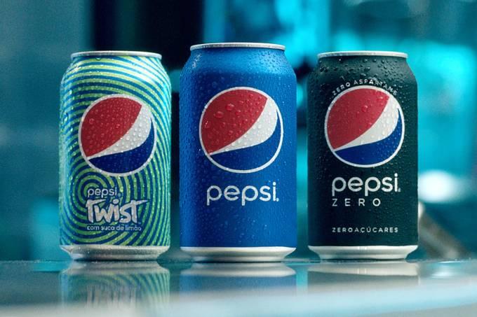 Refrigerantes Pepsi