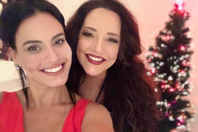 Leticia Lima e Ana Carolina
