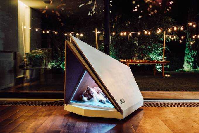 Noise-Cancelling Kennel Could Help Make Sure Your Dog Has a Happ