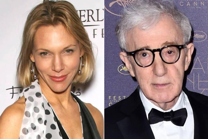 Christina Engelhardt e Woody Allen