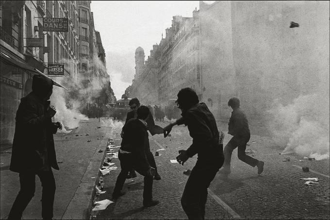 FRANCA-PROTESTOS-MAIO-1968