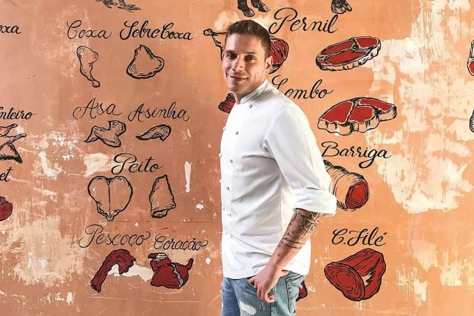 Chef Rodolfo De Santis