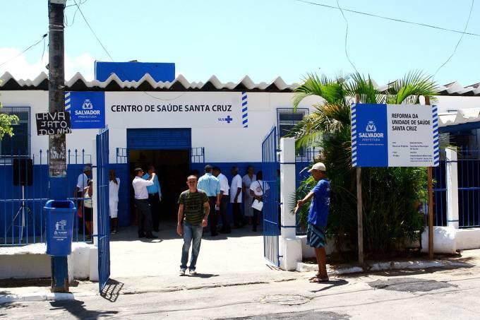 Centro de Saúde Osvaldo Caldas Campos