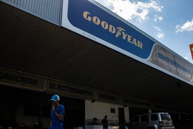 Goodyear na Venezuela