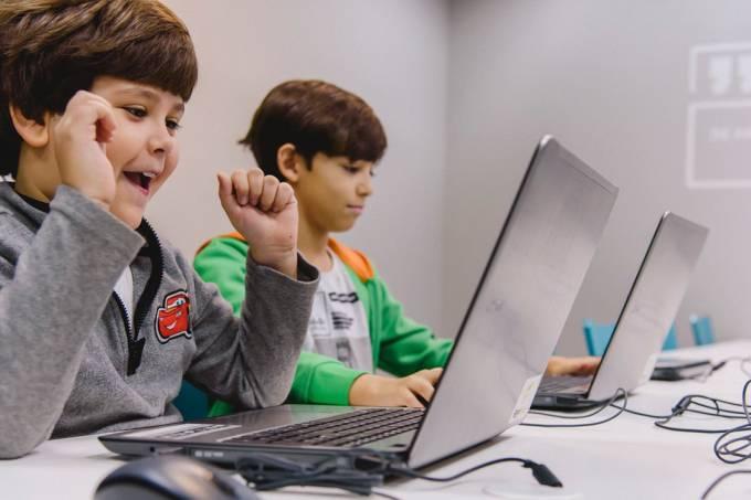 Escola de programação Happy Code