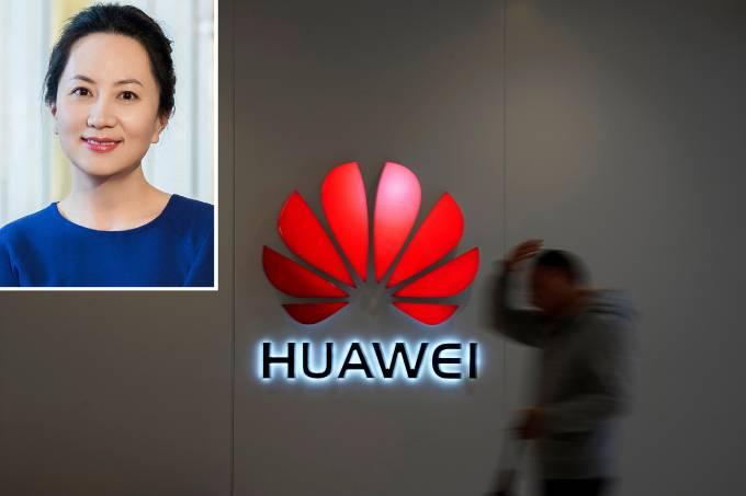 Meng Wanzhou CFO Huawei