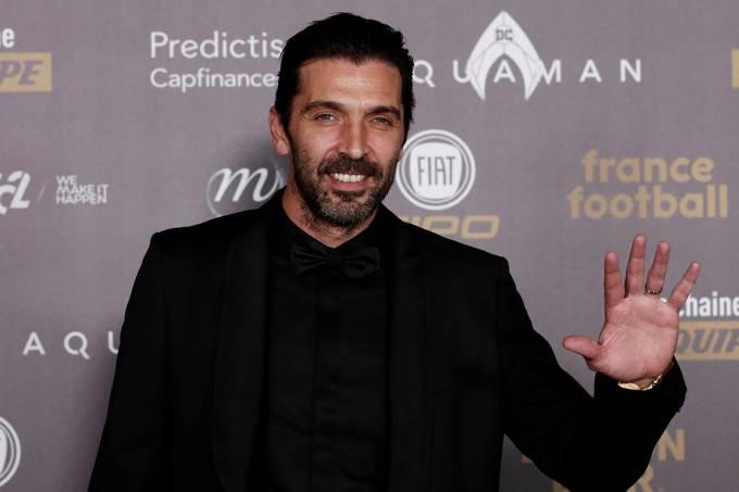 Bola de Ouro – Gianluigi Buffon