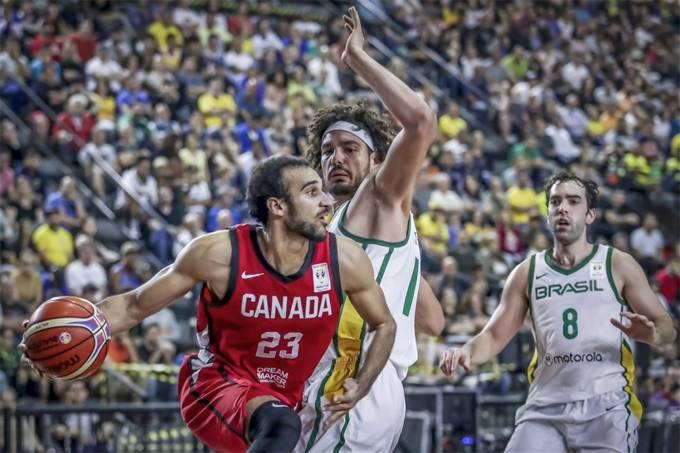 Brasil perde vaga do Mundial para o Canadá