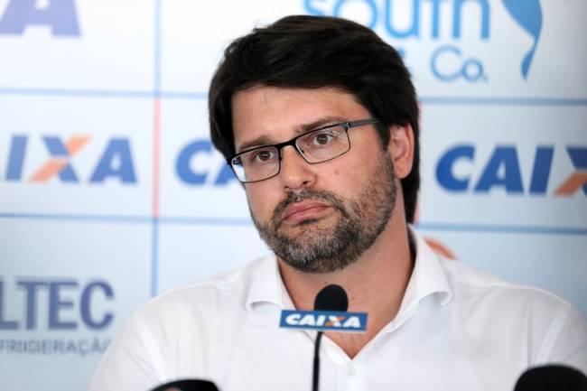 Guilherme Bellintani, Presidente do Esporte Clube Bahia –