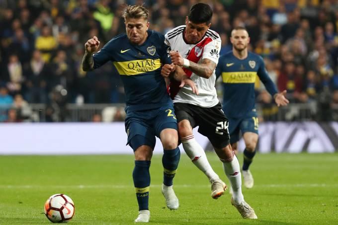 Libertadores – River Plate x Boca Juniors