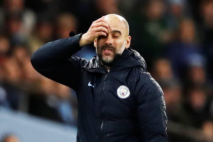 Manchester City x Crystal Palace – Pep Guardiola