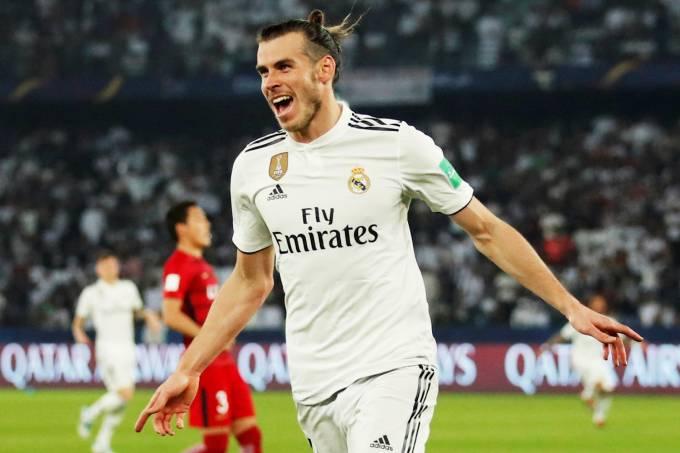 Mundial de Clubes – Real Madrid x Kashima Antlers – Gareth Bale