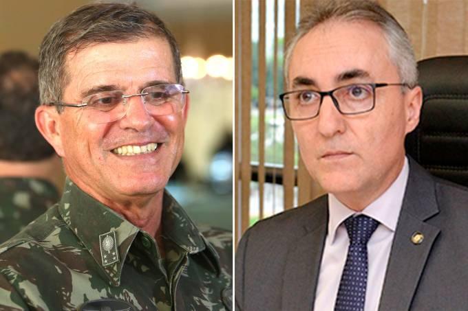 General Guilherme Teophilo e Luiz Pontel