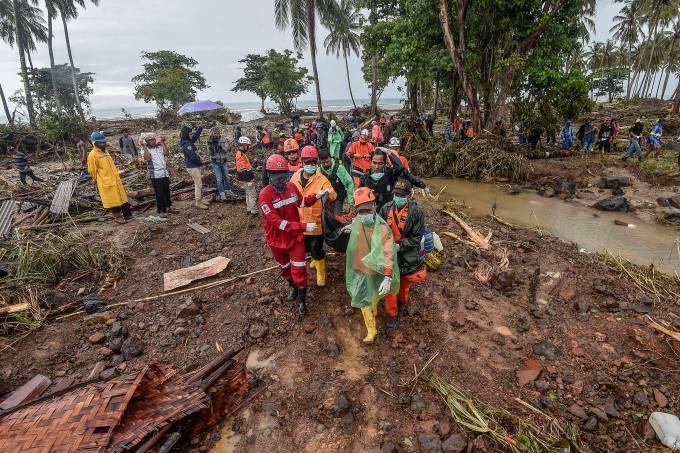 Tsunami na Indonesia
