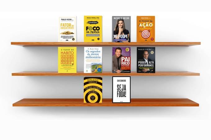 Livros mais vendidos de 2018 – Negócios