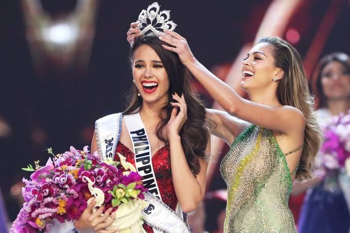 Miss Universo 2018 – Catriona Gray