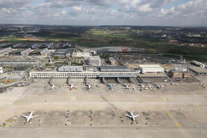 Aeroporto de Sttutgart