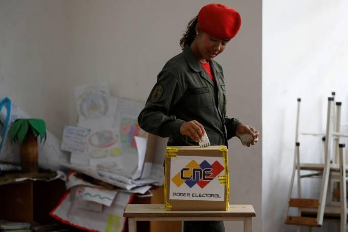 Eleições municipais na Venezuela