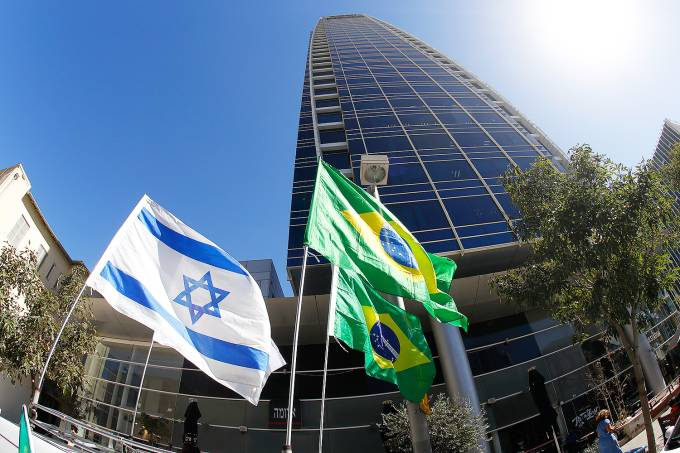 Embaixada brasileira em Tel Aviv